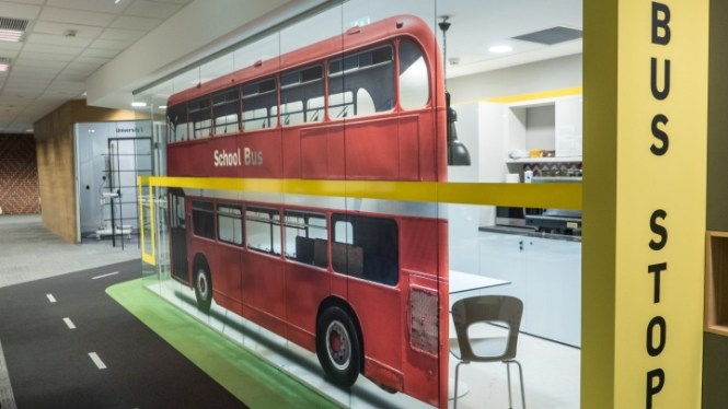 The Interior Concept Setup Created By Morphoza An Design And Fit Out Company From Cluj Napoca Romania Was Betfair City Within
