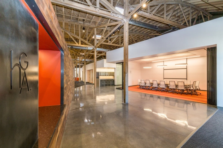 , HGA office, Sacramento – California, Office Furniture Dubai   Office Furniture Company   Office Furniture Abu Dhabi   Office Workstations   Office Partitions   SAGTCO