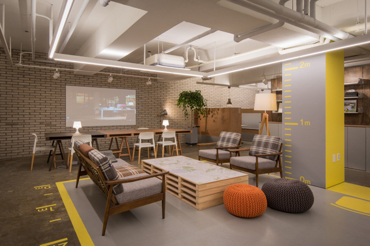 , MR.HOMES real estate agency office by INTU:NE, Seoul – South Korea, Office Furniture Dubai   Office Furniture Company   Office Furniture Abu Dhabi   Office Workstations   Office Partitions   SAGTCO