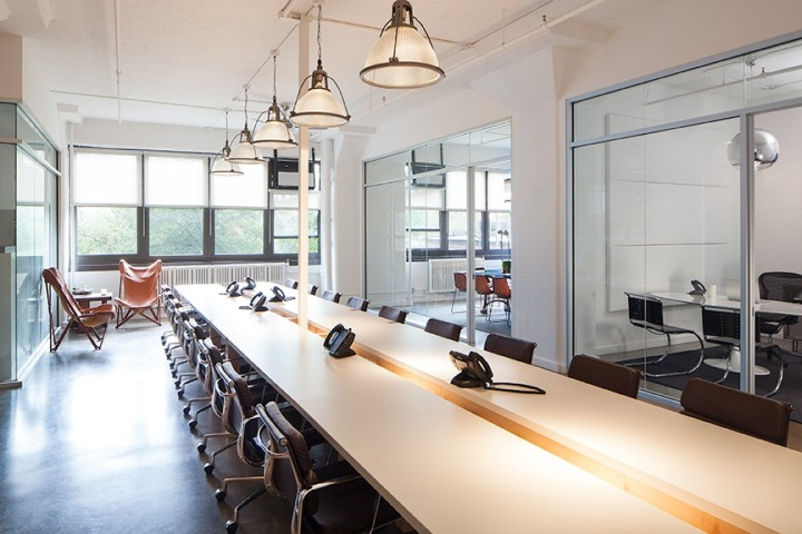 , RSA Films offices by JIDK, New York City, Office Furniture Dubai | Office Furniture Company | Office Furniture Abu Dhabi | Office Workstations | Office Partitions | SAGTCO