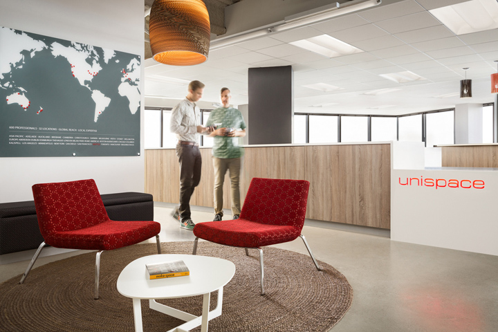 , Unispace office, Seattle – Washington, Office Furniture Dubai | Office Furniture Company | Office Furniture Abu Dhabi | Office Workstations | Office Partitions | SAGTCO