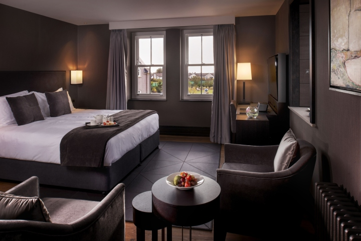 Twr Y Felin Hotel By Aedas Interiors St Davids UK