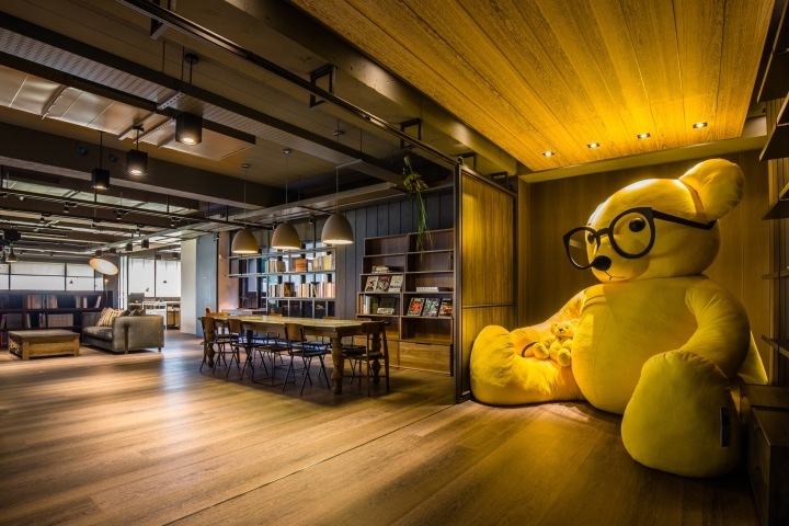 , A.design office, Taipei – Taiwan, Office Furniture Dubai | Office Furniture Company | Office Furniture Abu Dhabi | Office Workstations | Office Partitions | SAGTCO