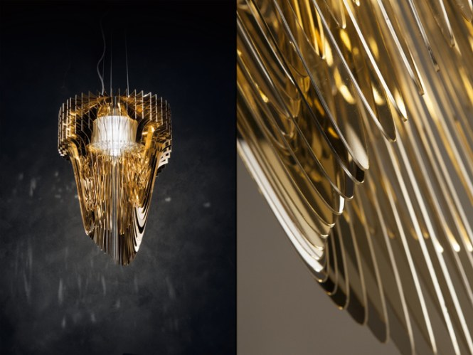Morozzi Continues Noting That Zaha Was Inspired By Her Own Architectural Works And Without Replicating Them Created Decorative Suspensions Avoided
