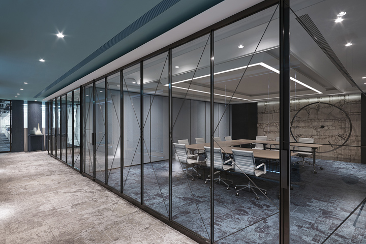 , cnYES office by Waterfrom Design, Taipei – Taiwan, SAGTCO Office Furniture Dubai & Interactive Systems