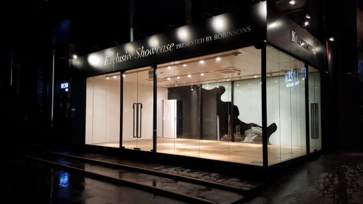187 Robinsons Glasshouse Pop Up Concepts By Kingsmen