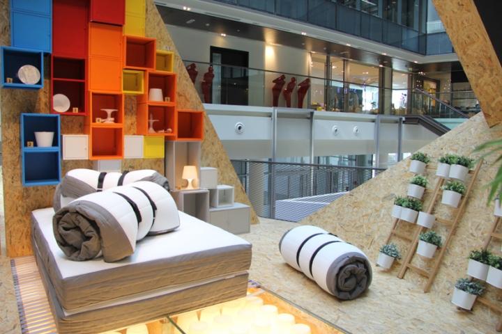 Ikea Pavilion At Dubai Design Week Dubai United Arab Emirates