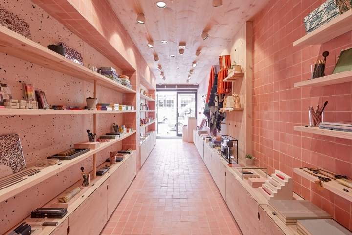 Papersmiths Store By Studio B London Uk