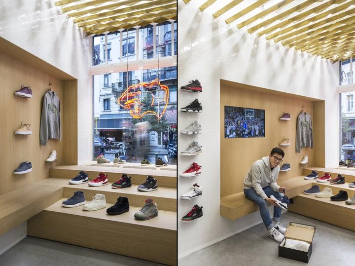 lockerroom store by joshua florquin architecture