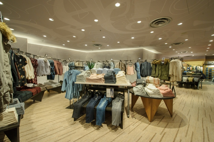 Abercrombie Amp Fitch Store By ISG Hong Kong