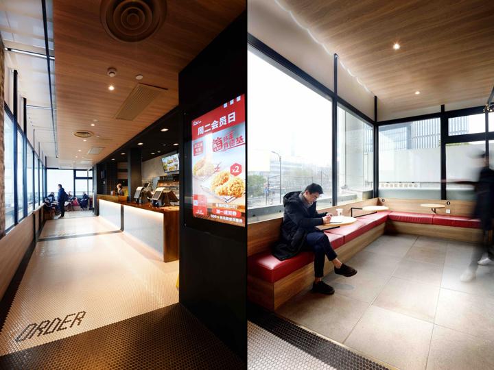 » KFC Hangzhou Theater Restaurant By Spacemen, Hangzhou