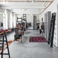 Shusta Salon вдъхновяваща пространствена концепция за магазин в няколко снимки...
