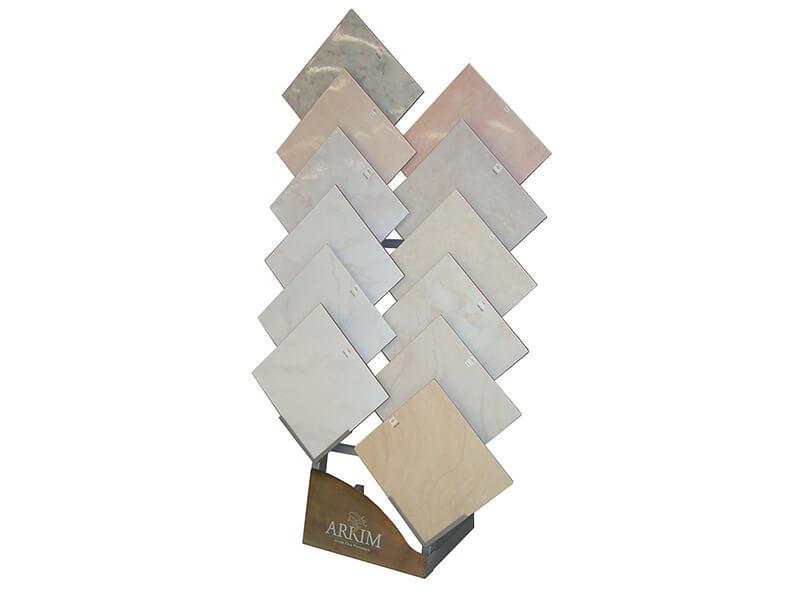 Custom Tile Stand