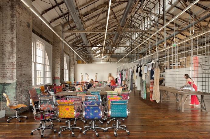 A Look Inside Urban Outfitters Headquarters Retail Fix