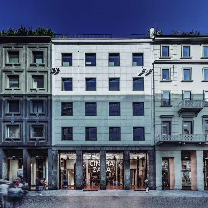 Flagship store Zara, corso Vittorio Emanuele
