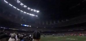 Superbowl Blackout