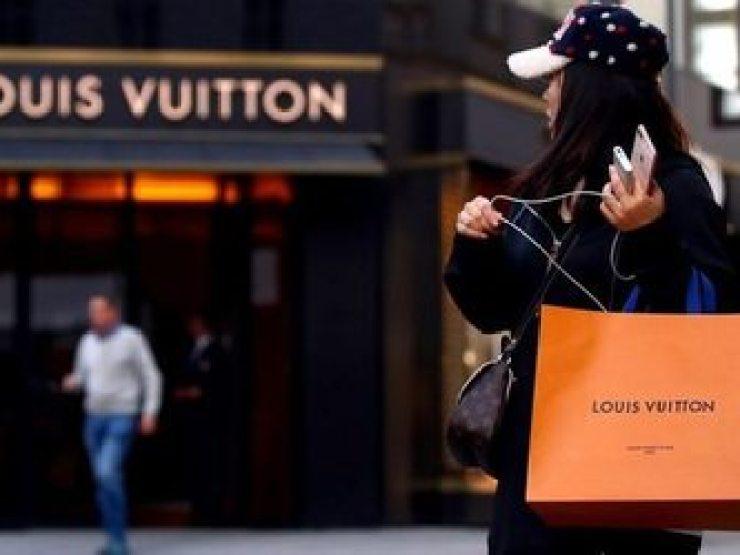 Louis Vuitton parie sur les Pop Up Store