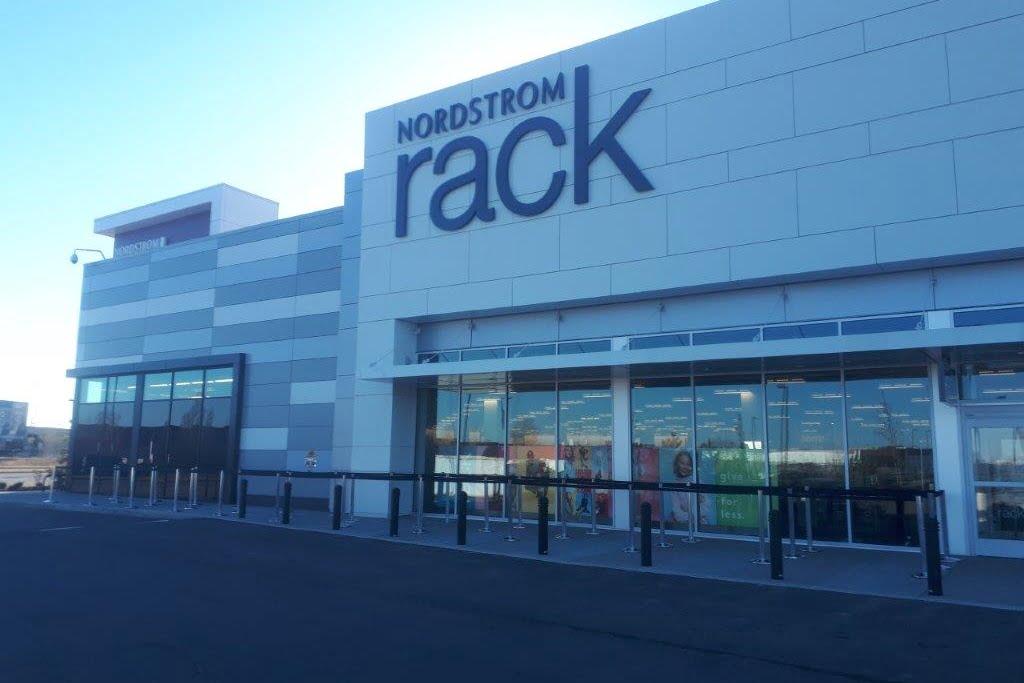 inside nordstrom rack s 1st edmonton store