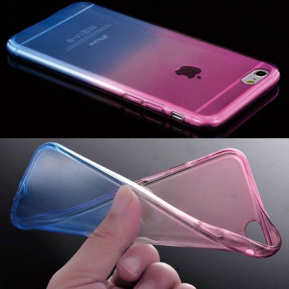 Iphone Cases 7 Clear Blue