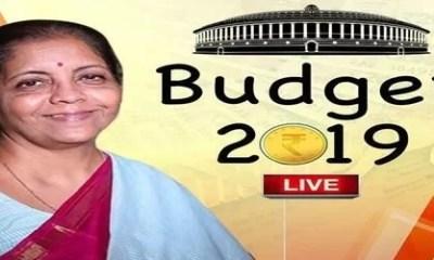 Nirmal Sitharaman-Budget 2019