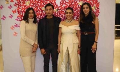 Vikram-Sharma-Sunayana-Chibba-and-Prerna-Rajpal-at-Amaris-Larger-than-Love-event