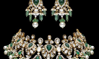 Dassani Brothers highlight the timelessness of Kundan Jewellery with their latest collection 'Virasat'