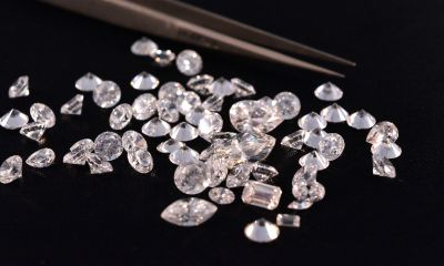 Diamond traders hit by shortage of rough diamonds