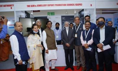 "Gem & Jewellery Export Promotion Council hosts ""Vanijya Utsav"" Export Conclave in Maharashtra"