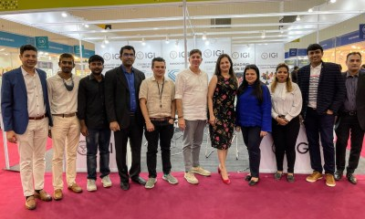 IGI's On-Site Grading services add to buyers' confidence at the IIJS Premier