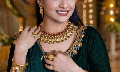 Kalyan Jewellers launch Sankalp Collection – traditional Gujarati jewellery for Navratri