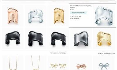 Tiffany & Co. launches e-commerce platform in India