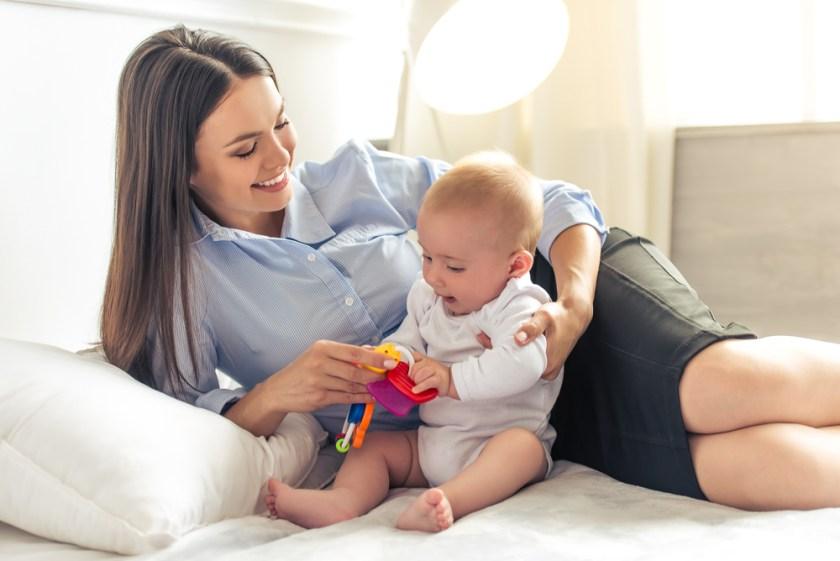 Retaillium blog mama care munceste cu copil