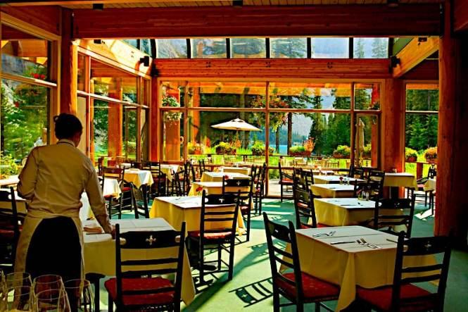restaurant no touch