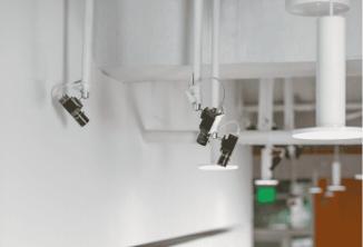 Cameras In Ceiling