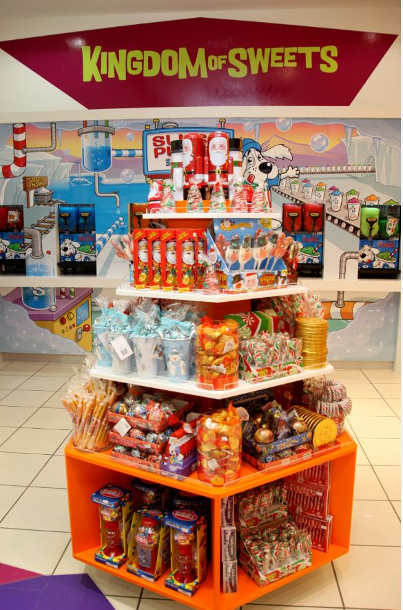 Kingdom Of Sweets opens new store at Lakeside shopping ...