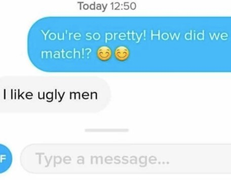 These Leaked Tinder Conversations Are So Wrong But An Instant Swipe Right