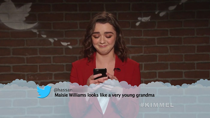 15 Celebs Read Mean Tweets About Themselves And Their Responses Are Precious