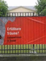 Erfüllbare Träume? Italienerinnen in Berlin. Museum Europäischer Kulturen, Dahlem, Berlin.