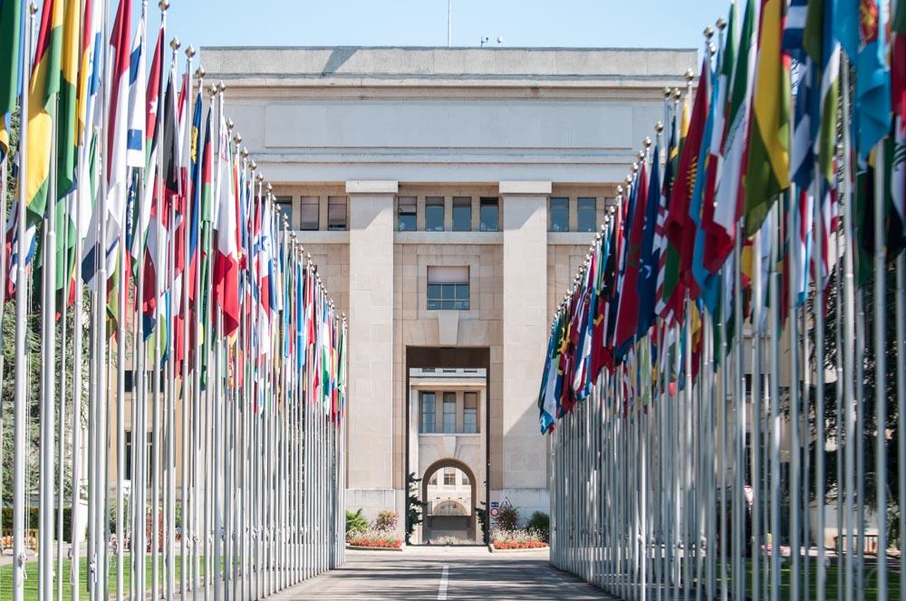 Dal 4-08 giugno 2018 ECA si incontrerà con i funzionari delle Nazioni Unite a Ginevra