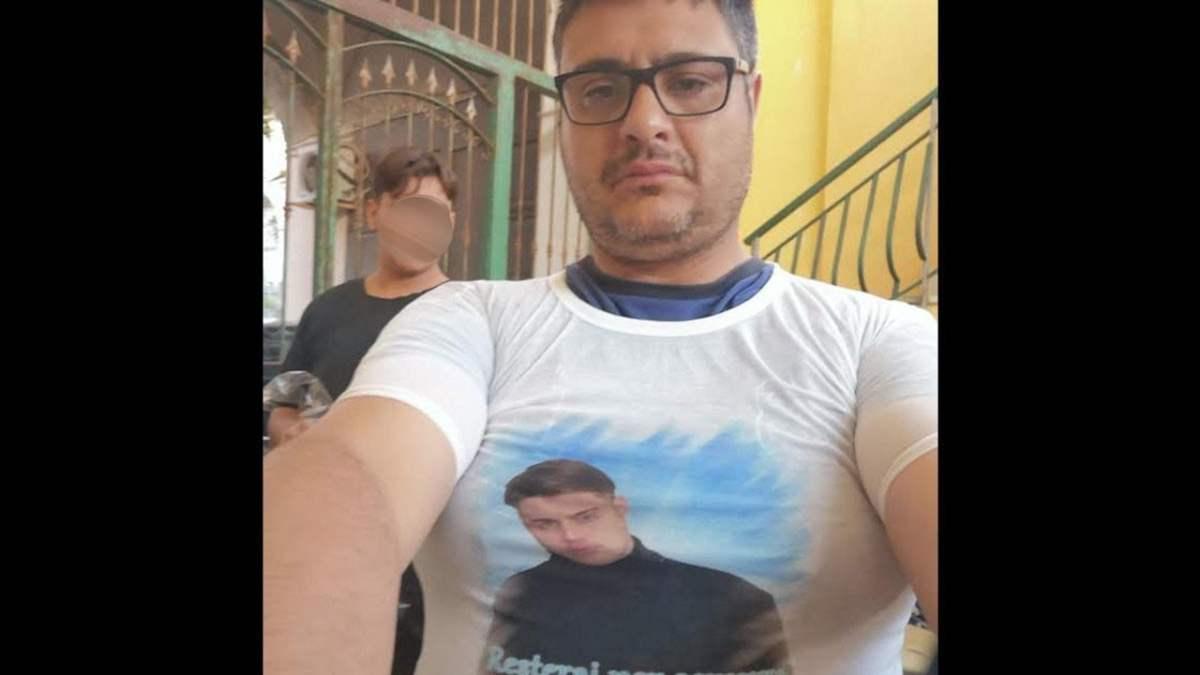 """Diego ai funerali del figlio: """"Papà combatterà la pedofilia nella Chiesa"""""""