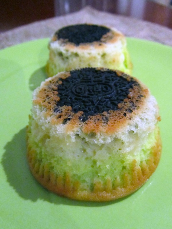 mini cheesecake cu oreo