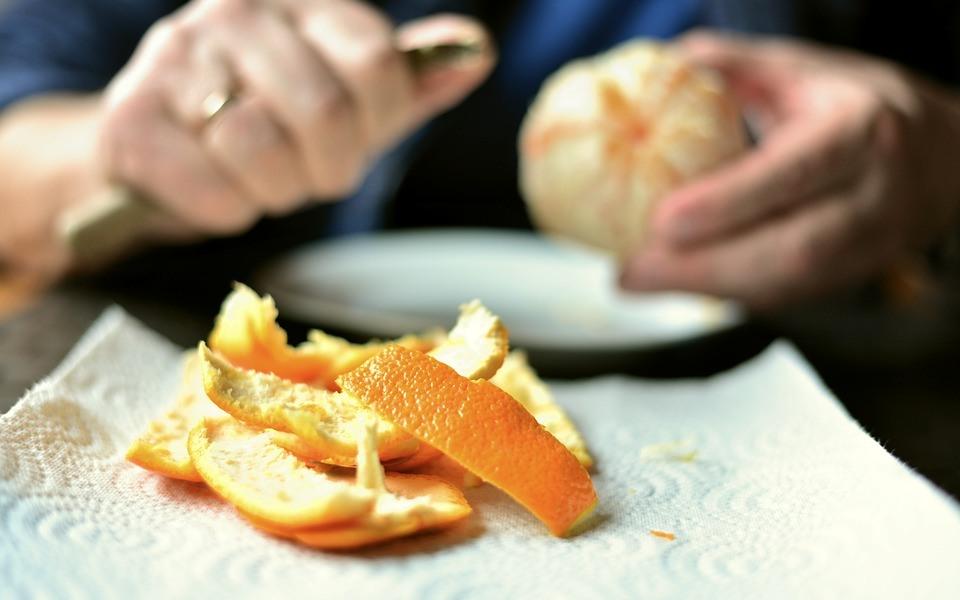 Beneficii Coaja de portocală — De acum nu o vei arunca.