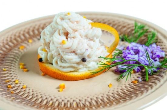Salata de icre cu pesmet