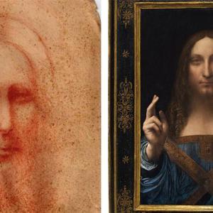 Controverse în jurul unei opere cu Iisus. Este celebrul tablou pierdut al lui Da Vinci?