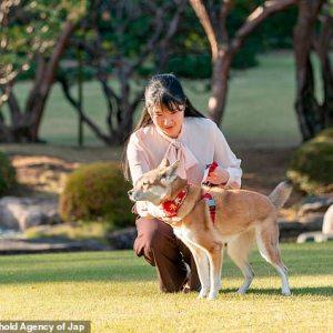 Cum își umple timpul Prințesa Aiko a Japoniei