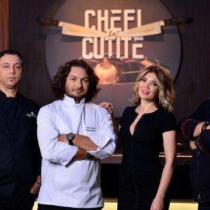 """Cine îi așteaptă acasă pe concurenții de la """"Chefi la cuțite""""!"""