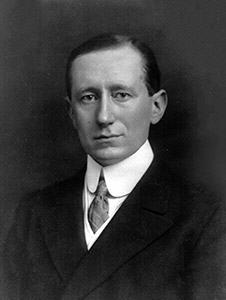 Marconi inventore della radio
