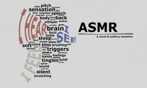 ASMR - L'insonnia si cura con Youtube