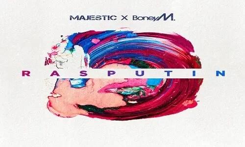 MAJESTIC x BONEY M.