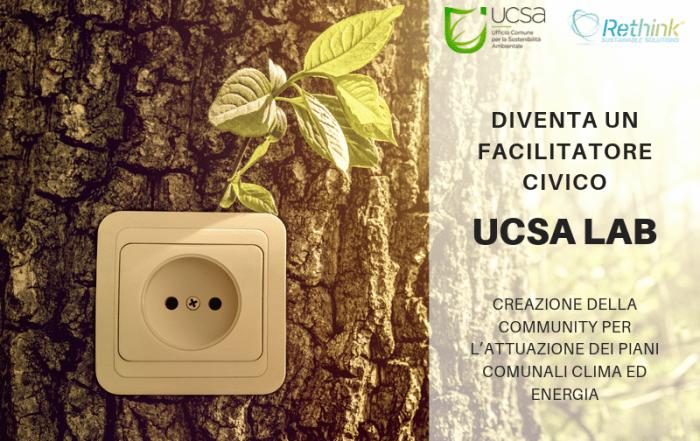 Bando UCSA Lab